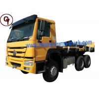 China Chinese Sinotruk Howo 6x4 dump tipper 6wheeler truck for sale on sale