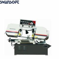 China Metal cutting hydraulic horizontal band sawing machine GD4028 for sale for sale