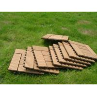 Wholesale Waterproof Solid WPC Decking / Hollow WPC Decking / WPC Wood Board from china suppliers