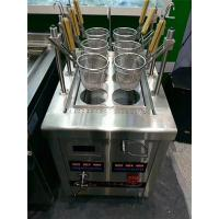 Wholesale Electric Commercial Catering Equipment / Restaurant Pasta Cooker Energy Saving from china suppliers