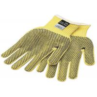 Wholesale Yellow Black Kevlar Felt Cut Resistant Gloves 8mm 10mm Thickness from china suppliers