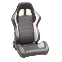 Wholesale Full Reclinable Sport Racing Seats Black / Red / Blue / Yellow / Gray Color from china suppliers