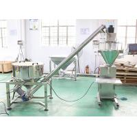 Quality VFFS Automatic Coffee Powder Packing Machine , CE Auger Powder Filling Machine for sale