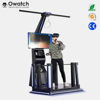Wholesale VR Space Virtual Reality Standing Simulator Games Platform with HTC Vive from china suppliers