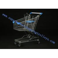 Wholesale Asian Type 60 Volume Shopping Cart With Baby Chair shopping trolley from china suppliers