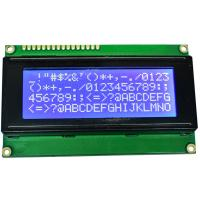 Wholesale STN Blue Negative LCD Display Module 98.0x60.0x14.0 For Communication Equipment from china suppliers