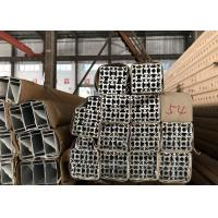 China AA6063-T5 T Slot Aluminium Profile Systems 45x45mm Silver Anodizing for sale