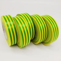 Wholesale Green Waterproof Coloured Electrical Tape / 3m Electrical Insulation Tape from china suppliers