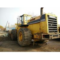 Wholesale Komatsu WA600 Used Wheel Loader For Sale China from china suppliers
