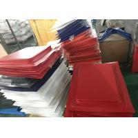 Wholesale Customized ABS Thermoforming Vacuum Forming Products / Plastic Thermoformed Parts from china suppliers