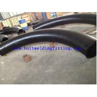 TOBOGROUP Steel Butt Weld Fittings 24 Inch Stainless Steel Pipe Fittings , SS 90D LR Elbow