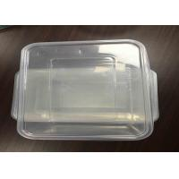 China Lightweight Plastic Packaging Products Vacuum Formed Trays For Foods on sale