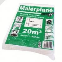 Buy cheap make to order painter drop dust sheet,dust proof transparent dust sheet cover from wholesalers