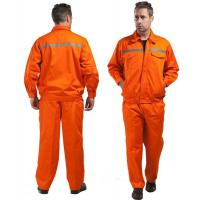Wholesale Anti-Shrink Anti-UV Plus Size Flame Retardant Workwear / Customize FR Coveralls from china suppliers