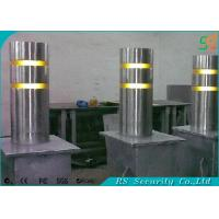 Wholesale Statiion Access Control Retractable Bollards / Automatic Rising Bollards from china suppliers
