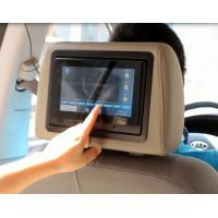 """Wholesale 7"""" Taxi advertising screen mount to the headrest from china suppliers"""
