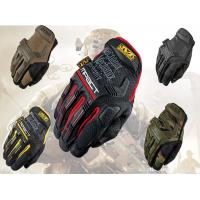 Wholesale Mechanix Wear Tactical Gloves M-Pact Army Military Outdoor Full Finger Motocycel Bicycle from china suppliers