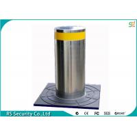 Wholesale Full Electric Retractable Bollards 304 Stainless Steel Barriers from china suppliers
