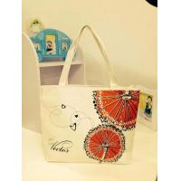 Wholesale cheap price canvas shopping bag for women from china suppliers