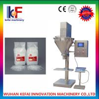 Buy cheap Vertical Auger Powder Filling Machine (Semi Automatic) from wholesalers