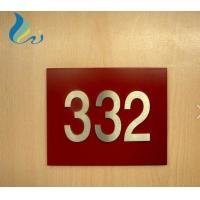 Wholesale Hotel Vintage Enamel Signs Professional Design With Stamping Craft from china suppliers