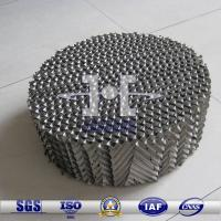 China Stainless Steel Perforated Metal Structured Packing on sale