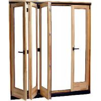 Wholesale Wood/Aluminium Bifold Glass Doors from china suppliers