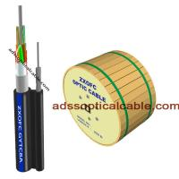 Wholesale Outside 24 48 Core Figure 8 Fiber Optic Cable Central Loose Tube G657 G652 from china suppliers