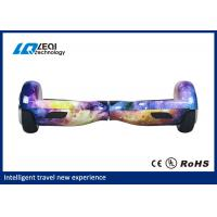 Quality Samsung Battery 6.5 Inch Hoverboard , Two Wheels Mini Smart Self Balancing for sale