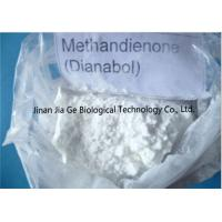 Wholesale Oral Anabolic Steroids Dianabol / D-bol White Powder CAS 72-63-9 from china suppliers