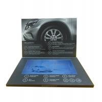 Buy cheap Factory Supply Paper Crafts Invitation Card LCD Video Brochure For Advertising from wholesalers