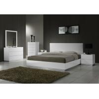 Wholesale Nice Looking White Bed+Dresser+Chest from china suppliers