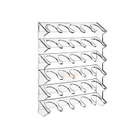 Wholesale 4mm Wall Mounting Clear Beverage Display Rack Superior Acrylic from china suppliers