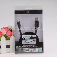 Wholesale Black P/a Charging Cable For  iPhone 4S iPhone 5 Samsung HTC Blackberry Sony from china suppliers