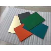 Wholesale Polyester Paint Aluminum Sandwich Panel 2000 * 5700 * 4mm With 0.30mm Alu Thickness from china suppliers