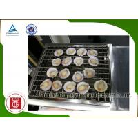 Oyster Commercial Barbecue Grills Electric Smokeless Grill Restaurant  Hotel for sale