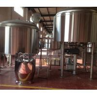 Wholesale 50BBL/5000L/100HL Brewery Equipment from china suppliers