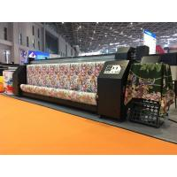 Quality Cmyk Colour Digital Fabric Printer Low Consumption For Led - Box Fabric for sale