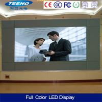 Wholesale SMD P6 Customized Large Full Color Indoor Advertising LED Display Screen for hotel from china suppliers