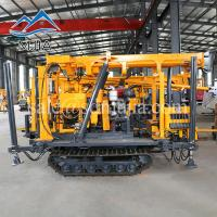 Wholesale New Design Tracked Mobile Hydraulic 200M Water Well Drilling Rig For Soil Survey from china suppliers