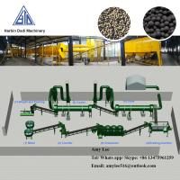 Wholesale KHL-700(2) Factory directly Bio fertilizer production line/Organic fertilizer plant from china suppliers
