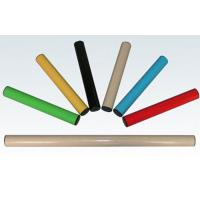 Wholesale 28MM ABS Cover Iron Glossy Coated Lean Pipe , Bright Color Composite Pipe from china suppliers