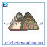 Wholesale Christmas cookie tin from china suppliers