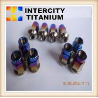 Wholesale China manufacturer  titanium bolts for bicycle bike M2 to M64 in DIN / ISO / ASME standards from china suppliers