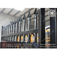 Wholesale Spear Top Metal Fencing | Steel Picket | China Metal Fence Supplier from china suppliers