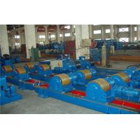Quality Adjustable Pipe Welding Rollers Manual For Wind Tower Production Line for sale