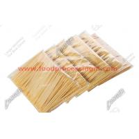 Wholesale double sharp high quality wooden toothpick making machine from china suppliers
