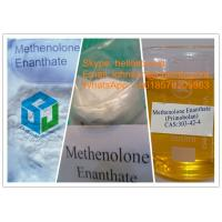 Wholesale Muscle Buliding Steroid Powder Methenolone Enanthate Primobolan Depot 303-42-4 from china suppliers
