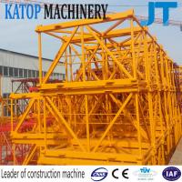 Wholesale China model 1.6x2.5m mast section  matches with many brand tower crane from china suppliers