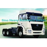 Wholesale White 371HP Prime Mover Truck for Transport , EURO III 6x4 Trucks , Color Can Be Selected from china suppliers